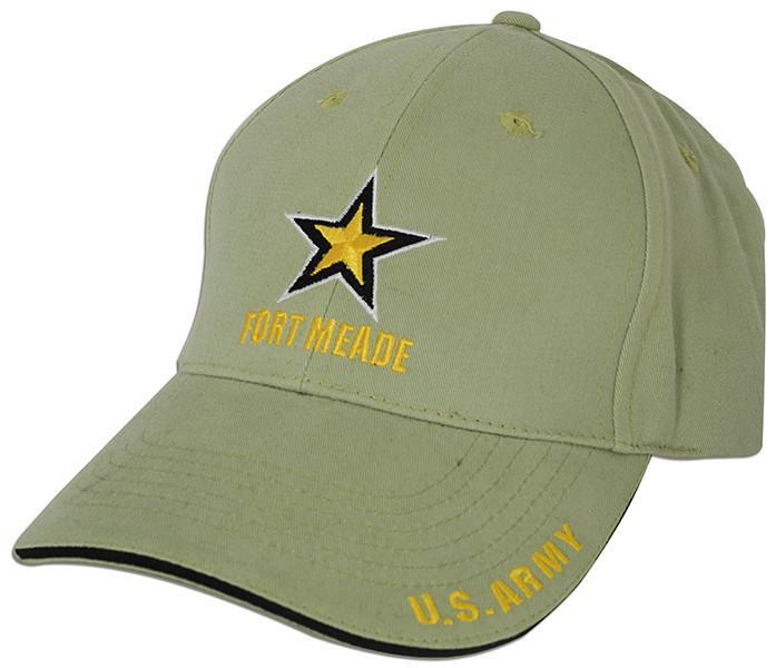 CPFM03 Cap US Army Fort Meade
