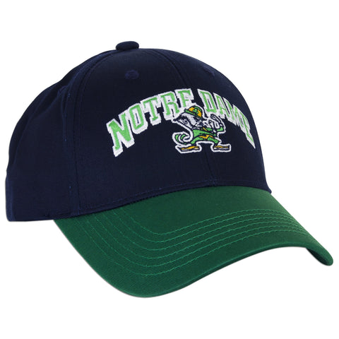 CPND03 Cap - Notre Dame Two Tone NAVY/GREEN