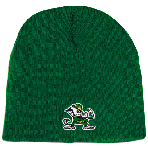 CPND53 Knit Beanie - Notre Dame GREEN