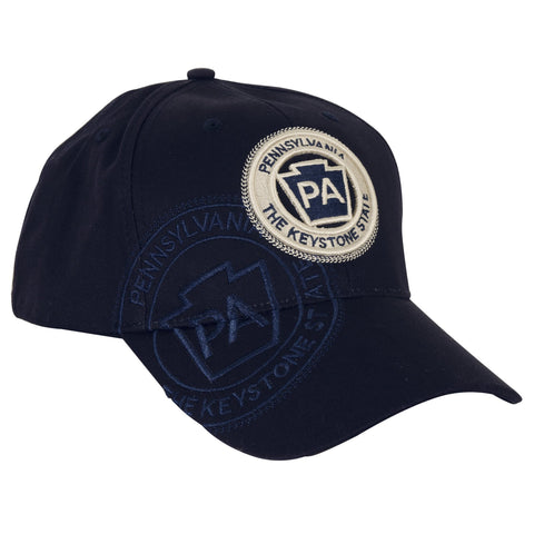 CPPA11 Robin Ruth Cap Pennsylvania Stamp NAVY