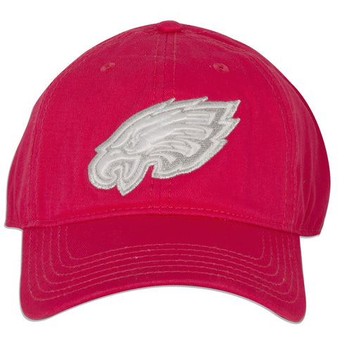CPPE06 Cap - Philadelphia Eagles Logo HOT PINK