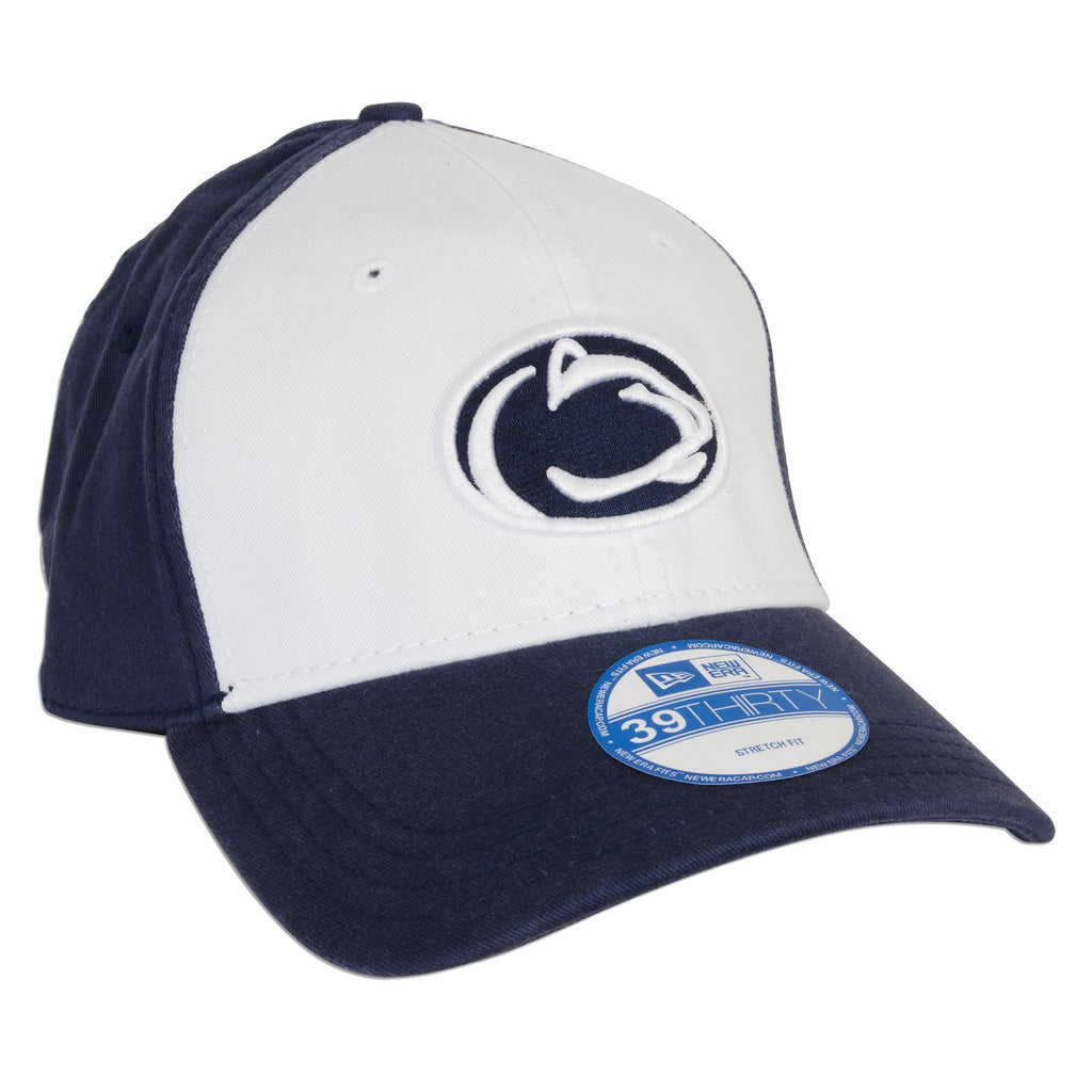 CPPS22 Cap - Penn State Flex Fit M/L NAVY/WHITE