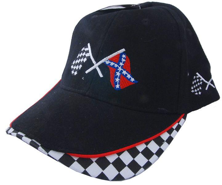 CPUS23 Cap Rebel Racing Flags