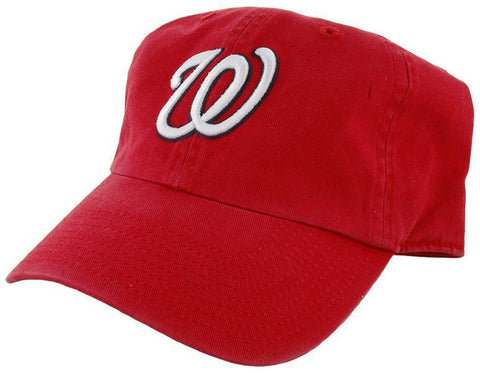 CPWN02 Cap - Washington Nationals Clean-up RED