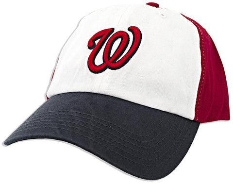 CPWN08 Cap - Washington Nationals All-American RED/WHITE/BLUE