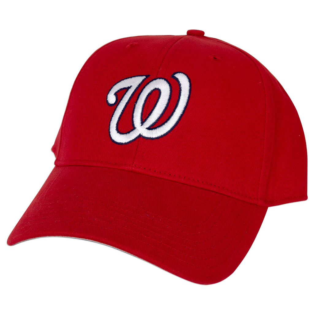 CPWN09 Cap - Washington Nationals RED