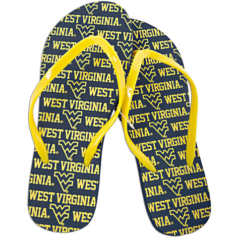 FFWU1 Women's Flip Flops - West Virginia University