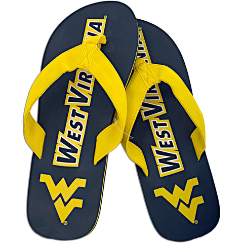 FFWU2 Men's Flip Flops - West Virginia University