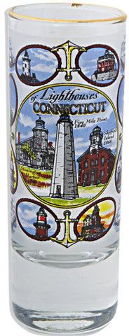 "GLCT05 4"" Shooter - Lighthouses of Connecticut"