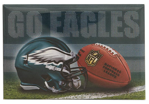 MGPE05 Magnet 2 x 3 inch GO EAGLES