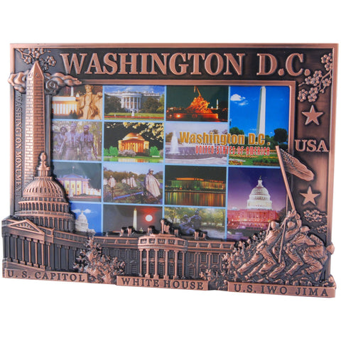 PFDC04 Picture Frame / Copper - Washington DC