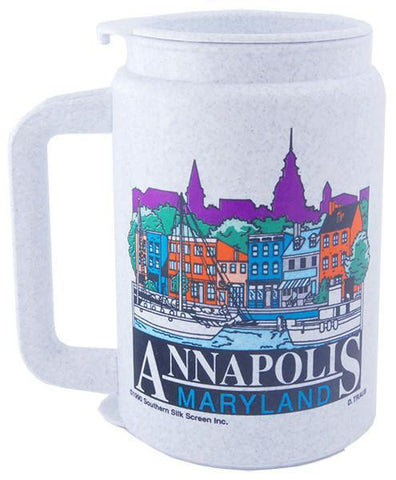 PMAM2 Insulated Mug Granite Annapolis Scene