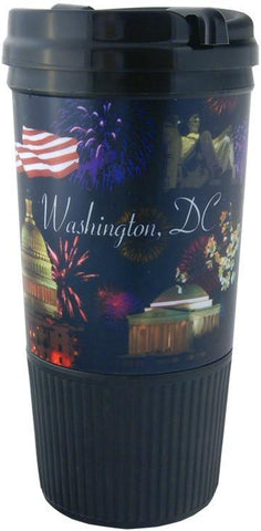 PMDC07 Insulated Gripper Tumbler - Washington, DC Fireworks