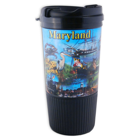 PMMD2 Insulated Gripper Tumbler - Maryland Photos
