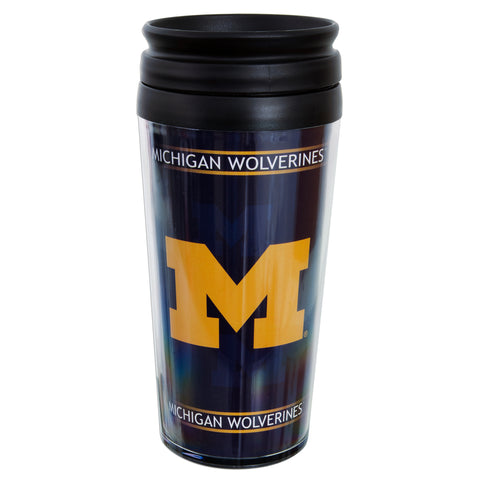 PMMI1 Acrylic Travel Tumbler - University of Michigan