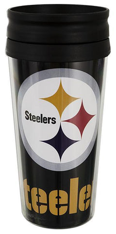 PMST2 Acrylic Travel Tumbler - Pittsburgh Steelers