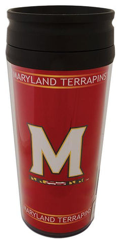 PMUM2 Acrylic Travel Tumbler - University of Maryland
