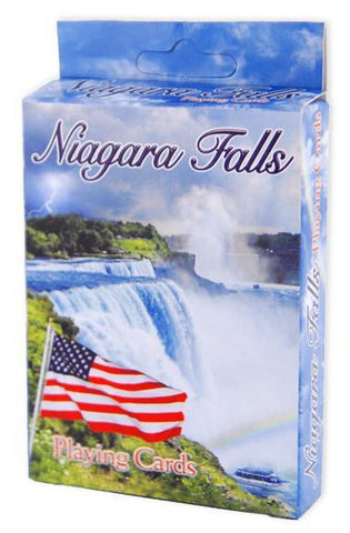 PRNF1 Playing Cards Niagara Falls