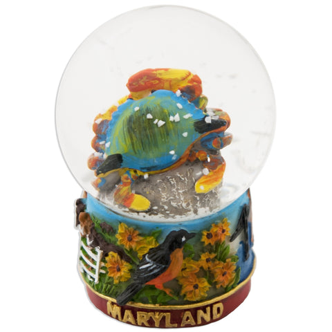 SNMD1 Water Globe Glass 45mm Maryland