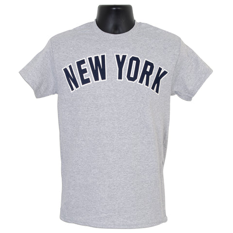TSNY09G T-Shirt - New York Arch SPORT GREY