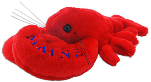 TYME4 Plush Lobster 13 inch Maine