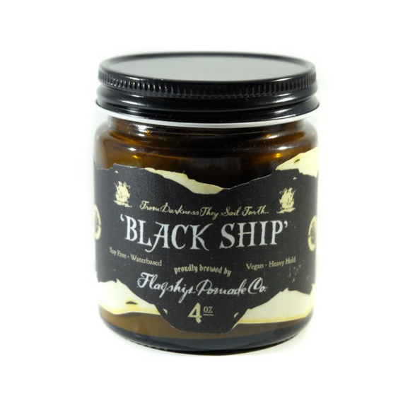 Flagship Blackship Water Based Pomade