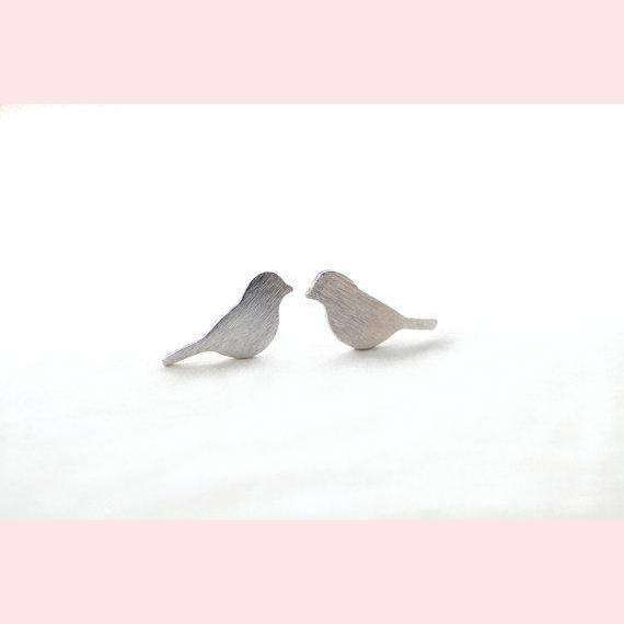 Little Birdie Earrings,Blissful Chic