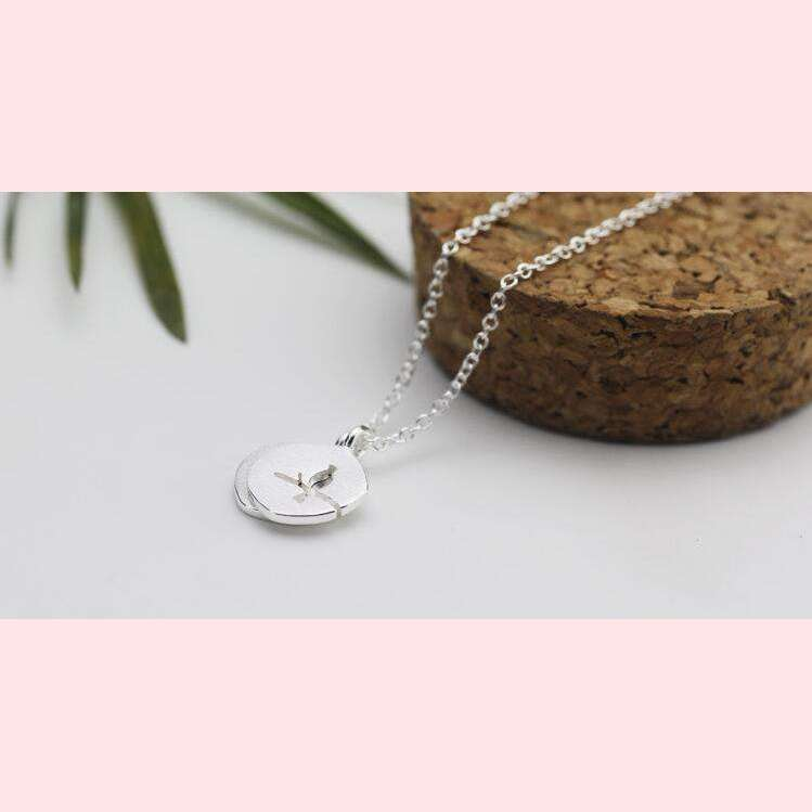 Songbird Necklace,Blissful Chic