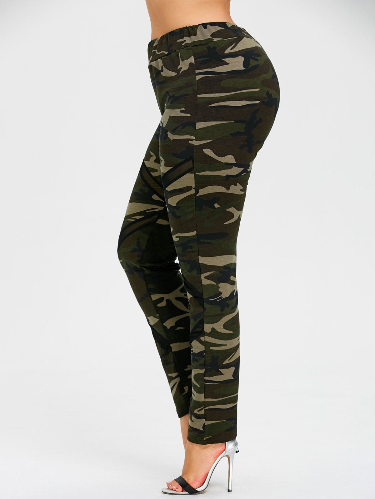Chic Camo Trousers