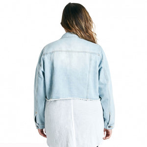 Lizzie Short Jean Jacket