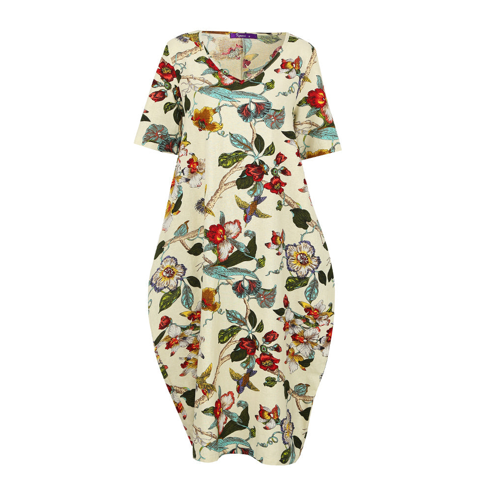La Chinoiserie Sheath Dress