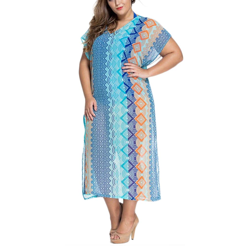 Miranda Beach Cover Up Kaftan