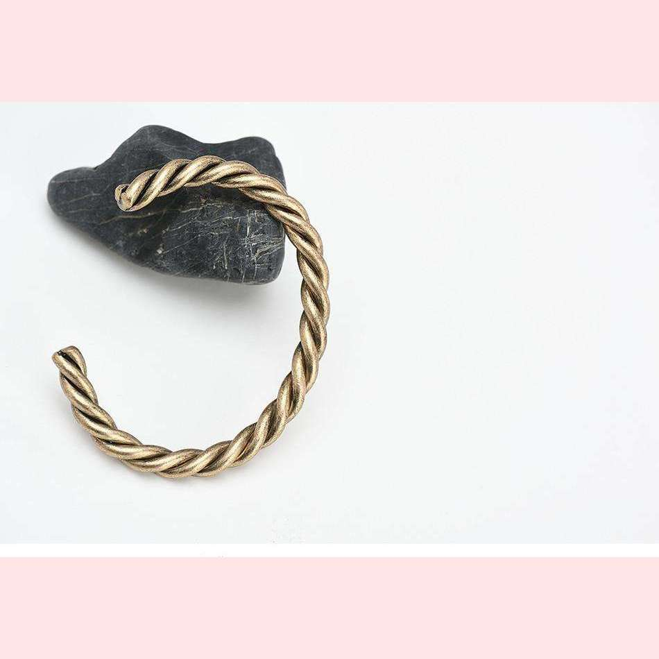 Antique Twist Bracelet,Blissful Chic