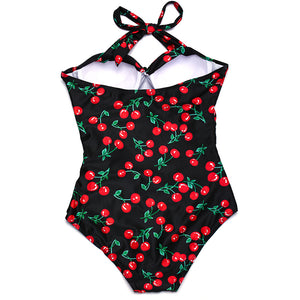 Pin-Up Girl Cherry Swimsuit