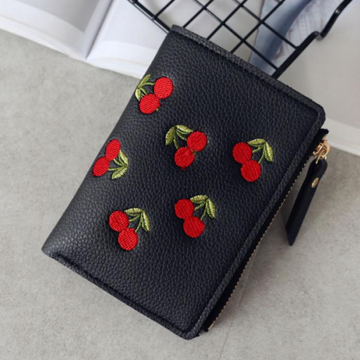 Cherry Life Wallet