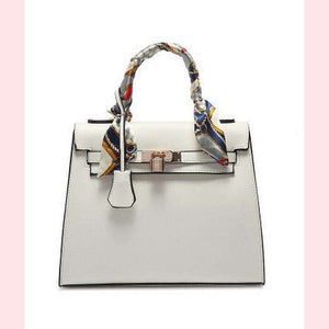 The Janey Handbag,Blissful Chic,Off White
