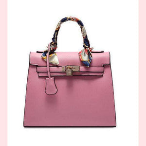 The Janey Handbag,Blissful Chic,Pink