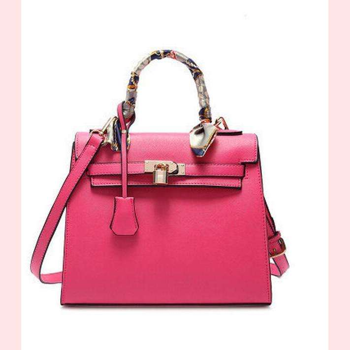 The Janey Handbag,Blissful Chic,Rose