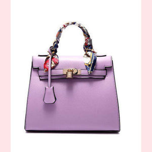 The Janey Handbag,Blissful Chic,Purple
