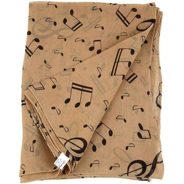 It's All in the Music Scarf