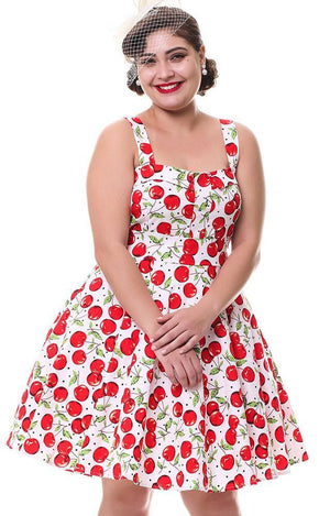 Cherry Love Dress