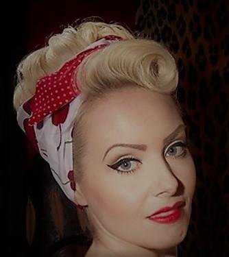 Rockabilly Betty Hairband