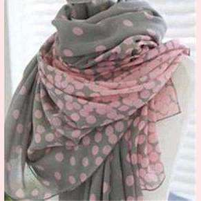 Bubbly Chiffon Blanket Scarf,Blissful Chic