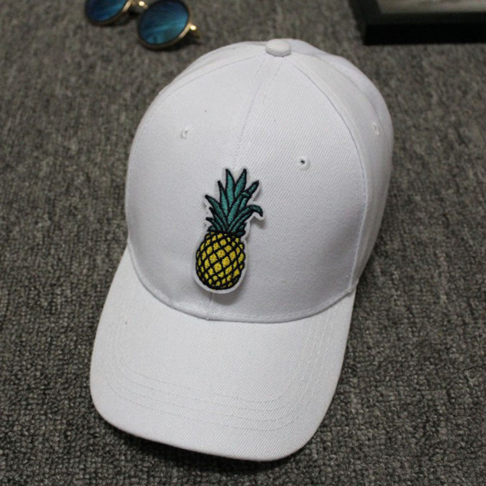 Pineapple Street Pop Baseball Cap