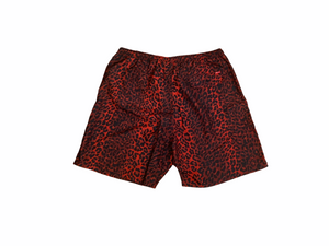 Supreme Leopard Shorts Medium