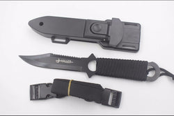 8.5 Inch Stainless Steel Fixed Dive Knife
