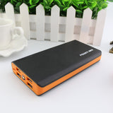 4-USB Portable Phone Charging Power Bank