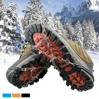 6-Teeth Claw Ice Crampons