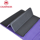 CAMPSOR Egg Crate Sleeping Pad