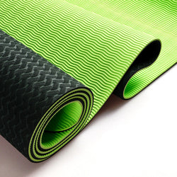 Double Color 6 mm Yoga Mat
